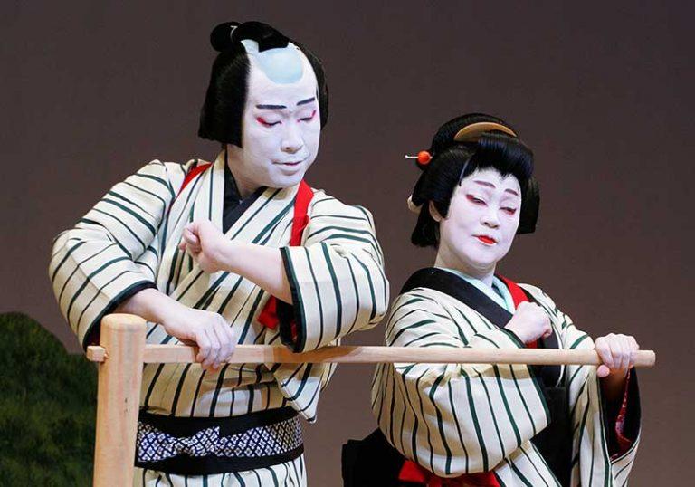 日本舞踊の教室 稽古