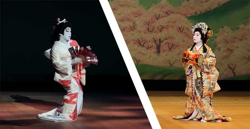 日本舞踊 古典 新舞踊