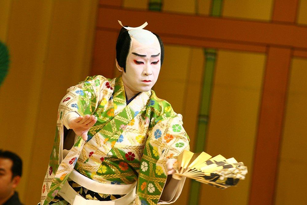日本舞踊基本シリーズ「お扇子の基本・その2」