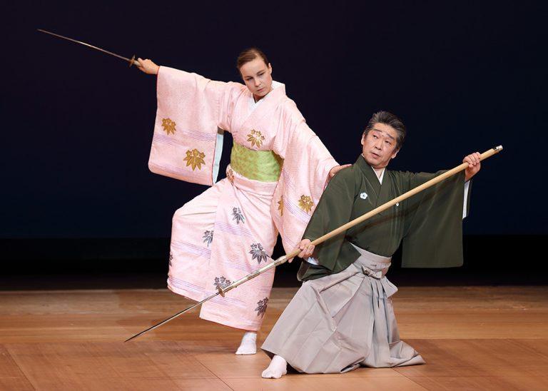 五条橋 古典 日本舞踊の舞台