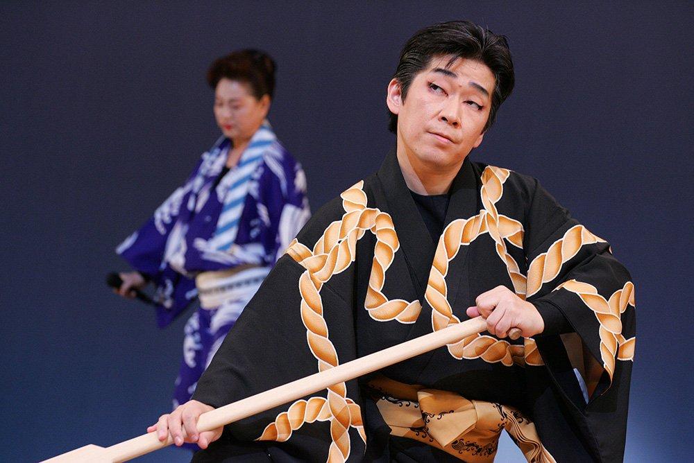 新舞踊 演歌 日本舞踊の舞台