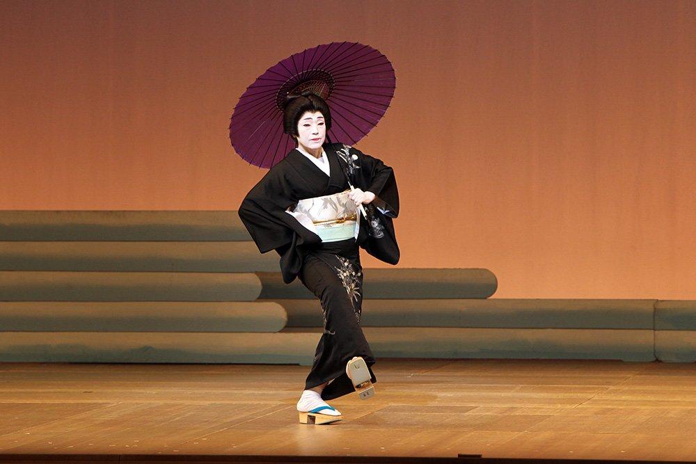 大江戸助六花歌舞伎 英御流瑞華