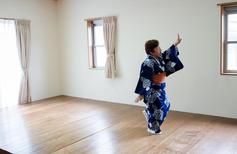 楽しいお稽古 日本舞踊 初心者