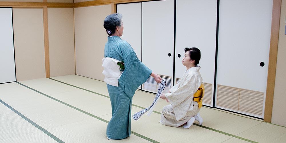 日本舞踊 お稽古 経験者