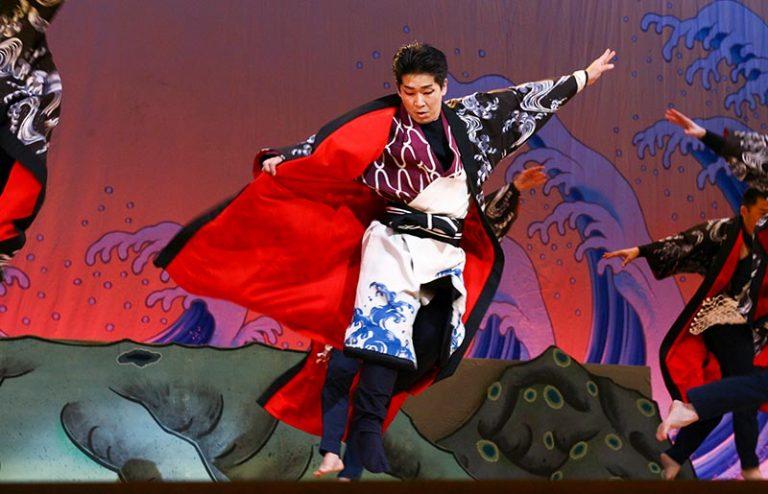 海響SORAN 男性向けの日本舞踊教室
