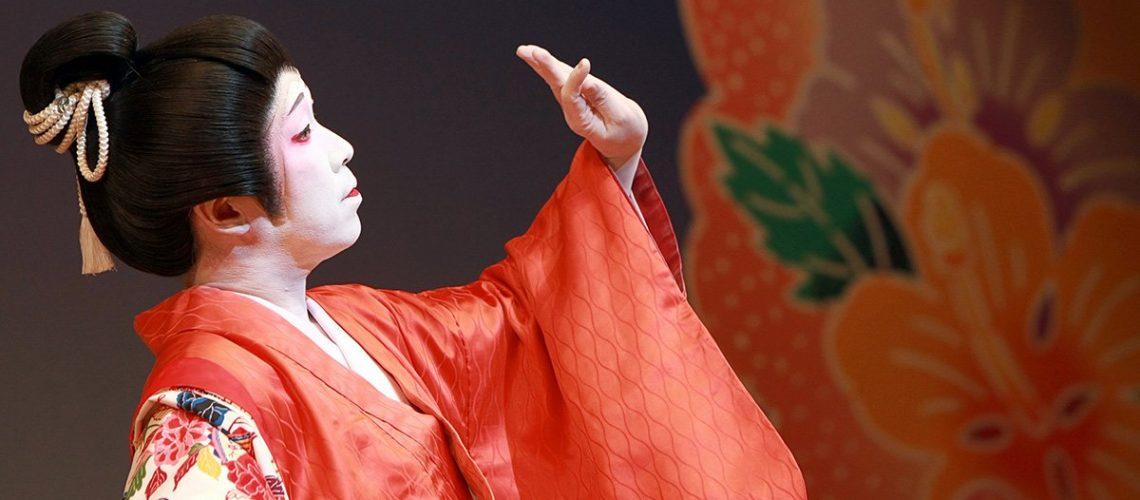 朝花 琉球舞踊 日本舞踊