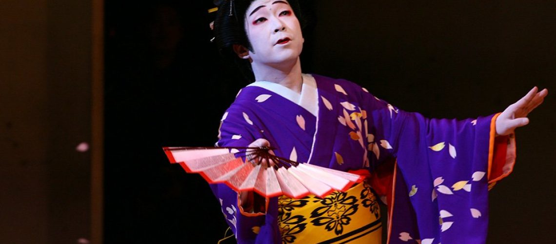 お扇子の基本 日本舞踊
